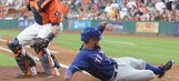 Rangers win to remain perfect against Astros this season