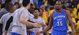 Thunder return home looking to bounce back in Game 3