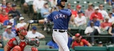 Mazara hits long homer as Rangers beat Angels
