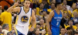 Warriors beat Thunder in Game 5 to stay alive in series