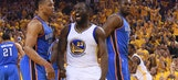 How the 73-win, 'underdog' Warriors won the Western Conference Finals