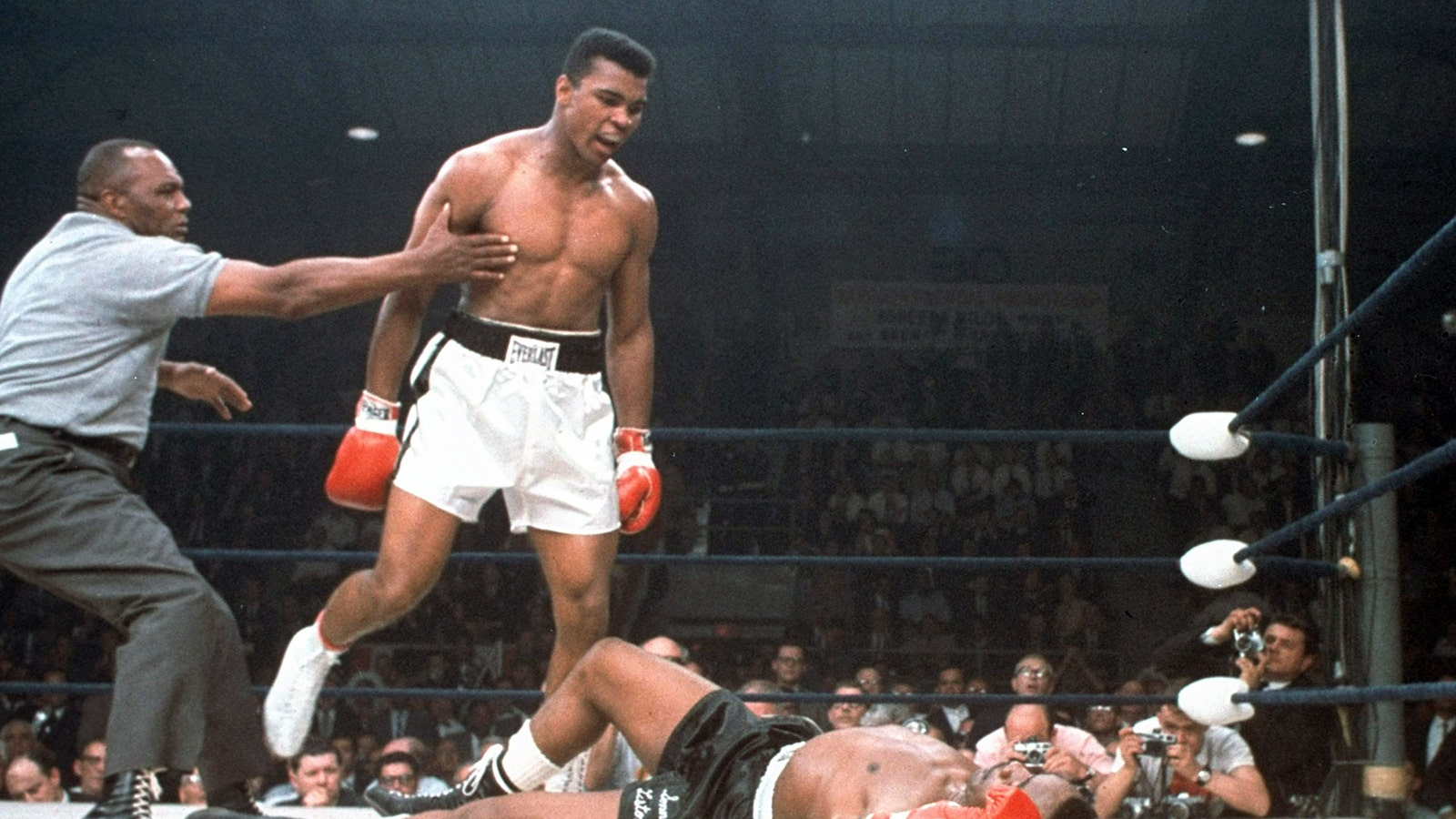 Muhammad Ali was the greatest athlete the world will ever