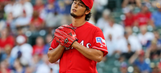 Yu Darvish throws simulated game, could return after break