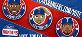 Help send the Texas Rangers to the MLB All-Star Game!
