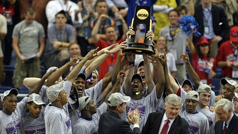 Kansas   11 National Championships