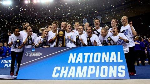 Oklahoma   36 National Championships