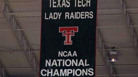 Texas Tech   1 National Championship