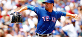 Cole Hamels dominant, Rangers end 4-game slide by topping Cubs