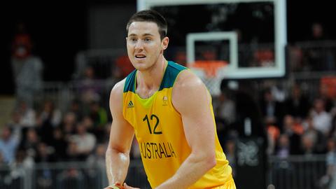 Aron Baynes | Australia | Detroit Pistons
