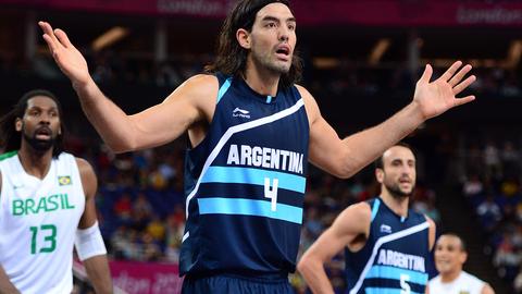Luis Scola | Argentina | Brooklyn Nets