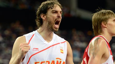 Pau Gasol | Spain | San Antonio Spurs