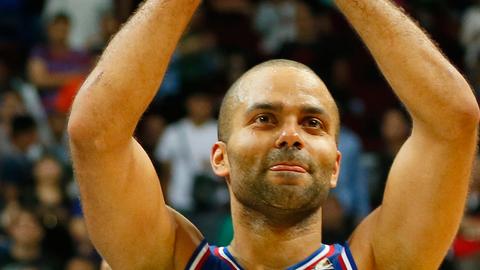 Tony Parker | France | San Antonio Spurs
