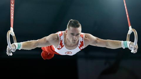 Scott Morgan, Canada Gymnastics: @scottmorgan