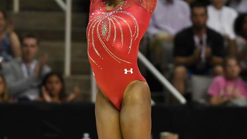 Simone Biles, USA Gymnastics: @Simone--Biles