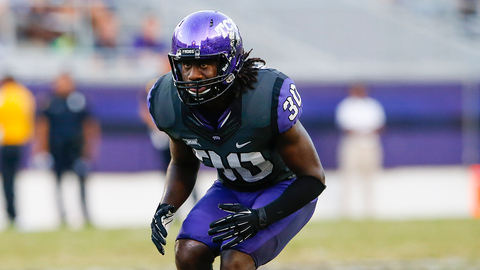Denzel Johnson, S, TCU