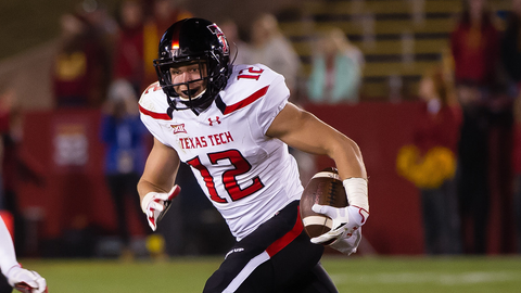 Ian Sadler, WR, Texas Tech