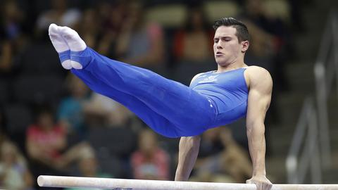 Alex Naddour | Oklahoma | USA | Gymnastics