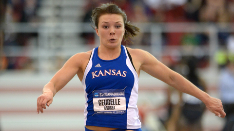 Andrea Geubelle | Kansas | USA | Track & Field/Triple Jump