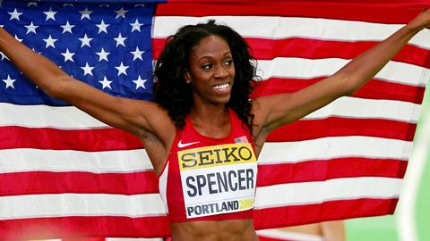Ashley Spencer | Texas | USA | Track & Field/400M