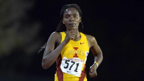Betsy Saina | Iowa State | Kenya | Track & Field/10,000M