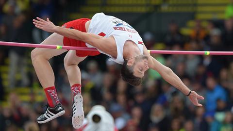 Bradley Adkins | Texas Tech | USA | Track & Field/High Jump