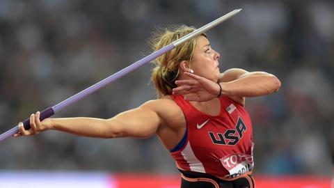Brittany Borman | Oklahoma | USA | Javelin