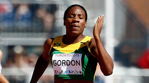 Chrisann Gordon | Texas | Jamaica | Track & Field/4x400