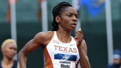 Courtney Okolo | Texas | USA | Track & Field/4x400 Relay