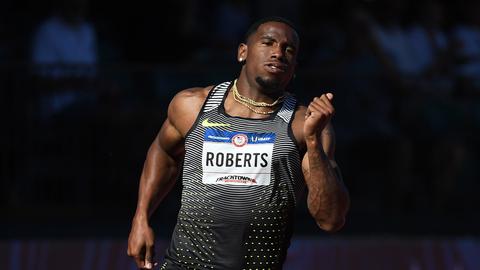 Gil Roberts | Texas Tech | USA | Track & Field/400M