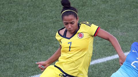 Ingrid Vidal | Kansas | Columbia | Soccer
