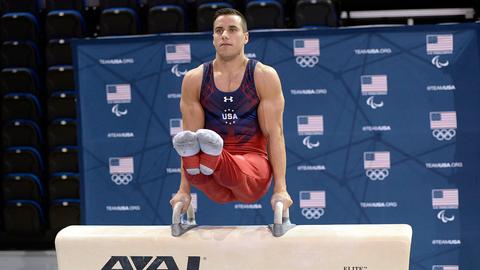 Jake Dalton | Oklahoma | USA | Gymnastics