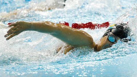 Joanna Evans | Texas | The Bahamas | Swimming 800 Freestyle