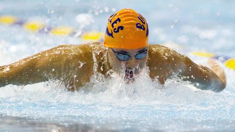 Joseph Schooling | Texas | Singapore | Swim/100M Butterfly