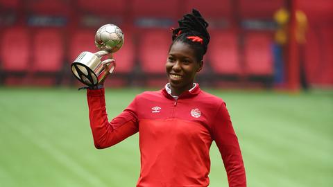 Kadeisha Buchanan | West Virginia | Canada | Soccer