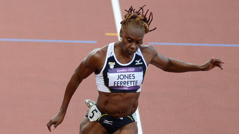 Laverne Jones-Ferrette | Oklahoma | US Virgin Islands | Track & Field/200M
