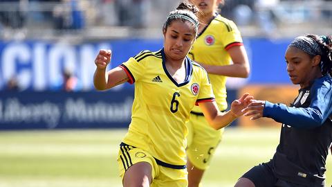 Liana Salazar | Kansas | Columbia | Soccer
