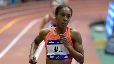 Marielle Hall | Texas | USA | Track & Field/10,000M