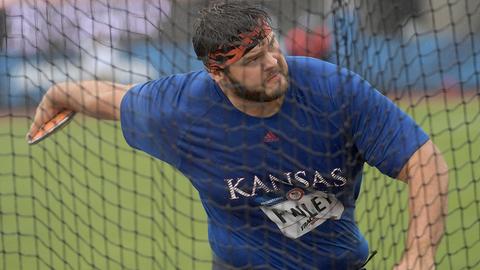 Mason Finley | Kansas | USA | Track & Field/Discus