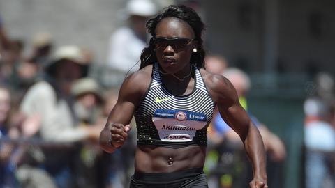 Morolake Akinosun | Texas | USA | Track & Field/4x100 Relay