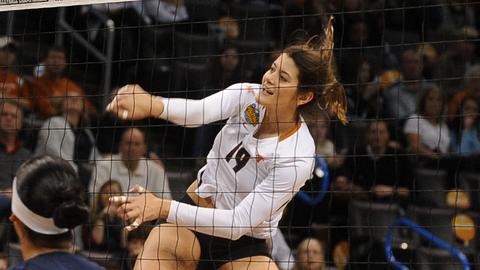 Paulina Prieto Cerame | Texas | Puerto Rico | Indoor Volleyball