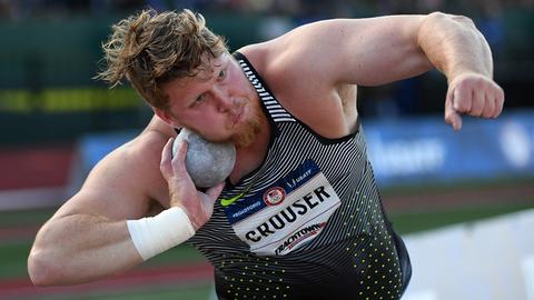 Ryan Crouser | Texas | USA | Track & Field/Shot Put
