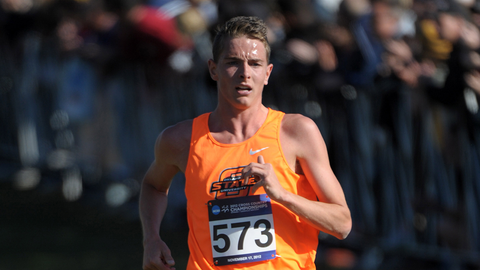 Tom Farrell | Oklahoma State | England | Track & Field/5000M