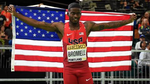 Trayvon Bromell | Baylor | USA | Track & Field/100M