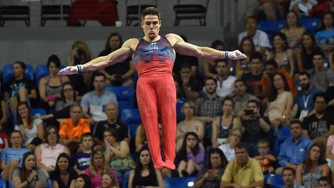 Chris Brooks | Oklahoma | USA | Gymnastics