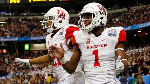 Oklahoma vs. Houston | Sept. 3