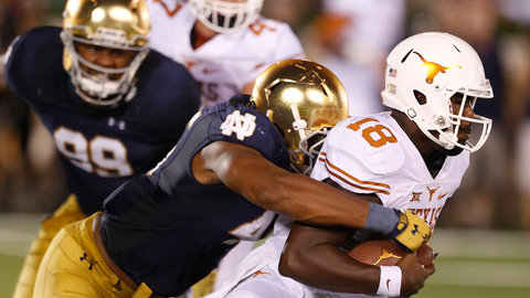 Notre Dame at Texas | Sept. 4