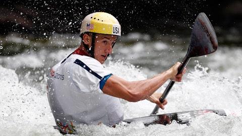 Michal Smolen, USA Canoe Slalom: @michalsmolen