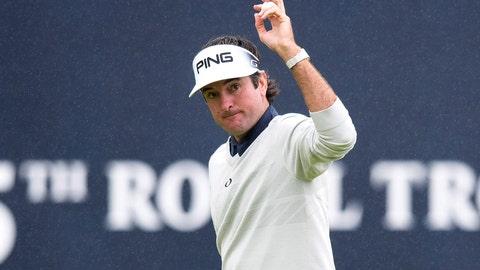 Bubba Watson, USA Golf: @bubbawatson