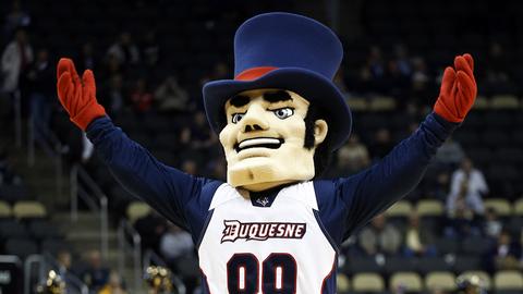 Duquesne (20 points)