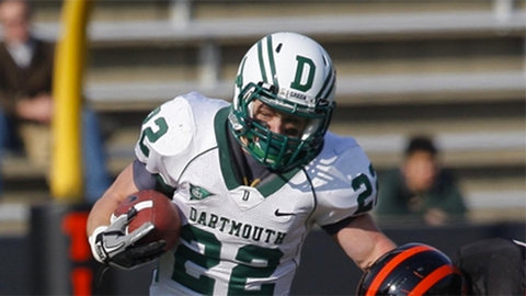 Dartmouth (37 points)